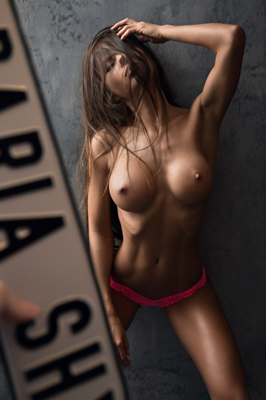 Daria shy topless new images