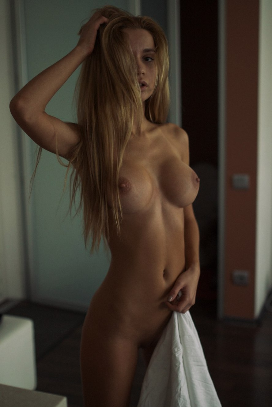 naked girls being tit fucked