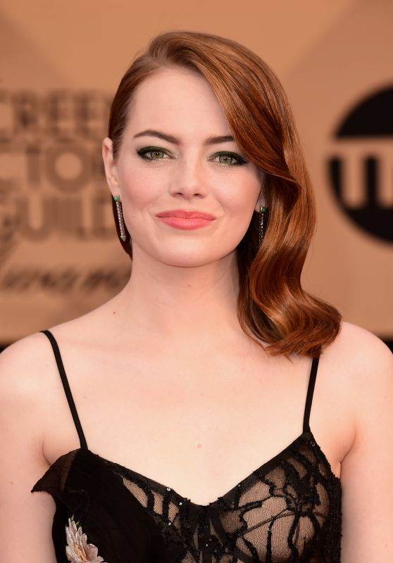 see through sexy breasts emma stone