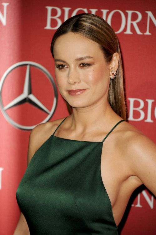Brie Larson Sexy Boobs