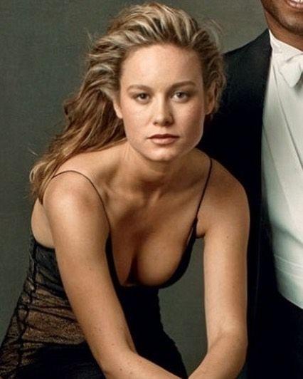Brie Larson Underwear