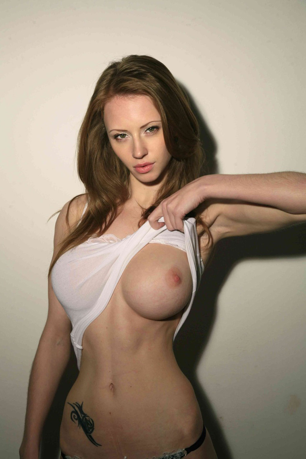 Skinny with big boobs