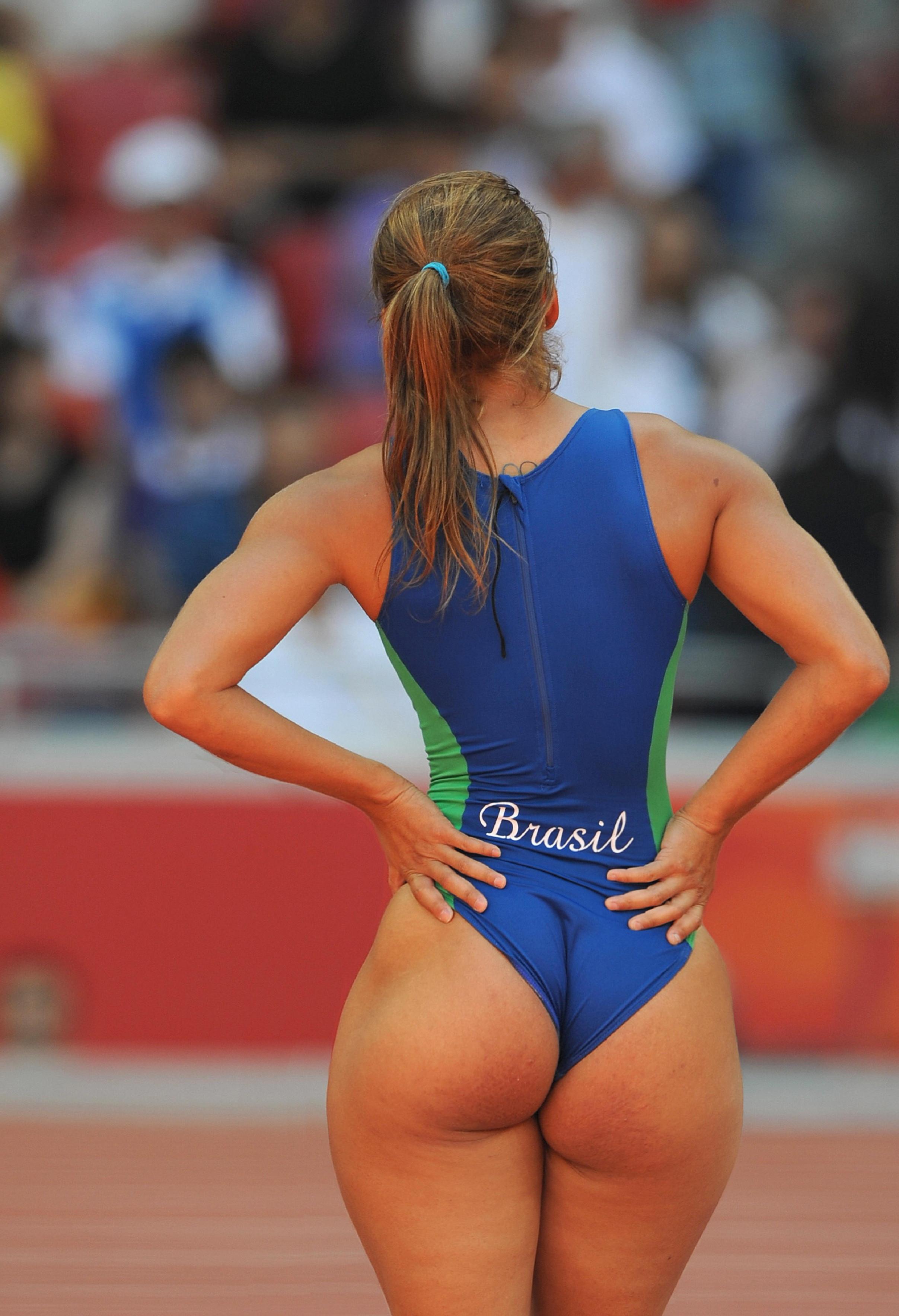 Спортивные девушки попи 14 фотография