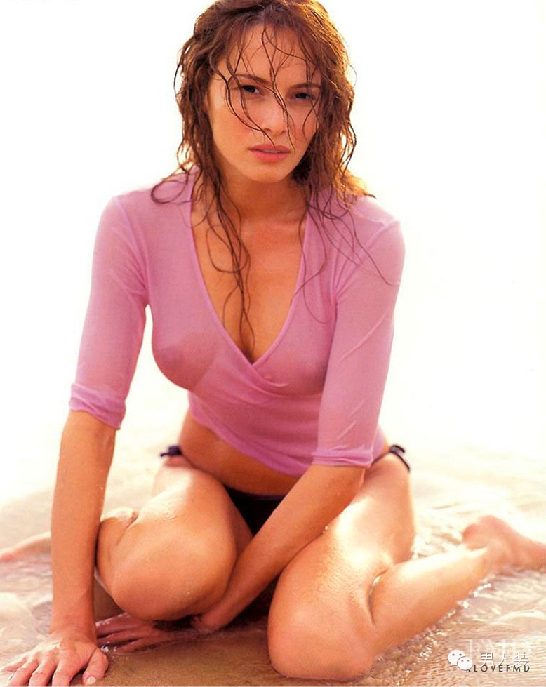 Melania Trump wet top sexy