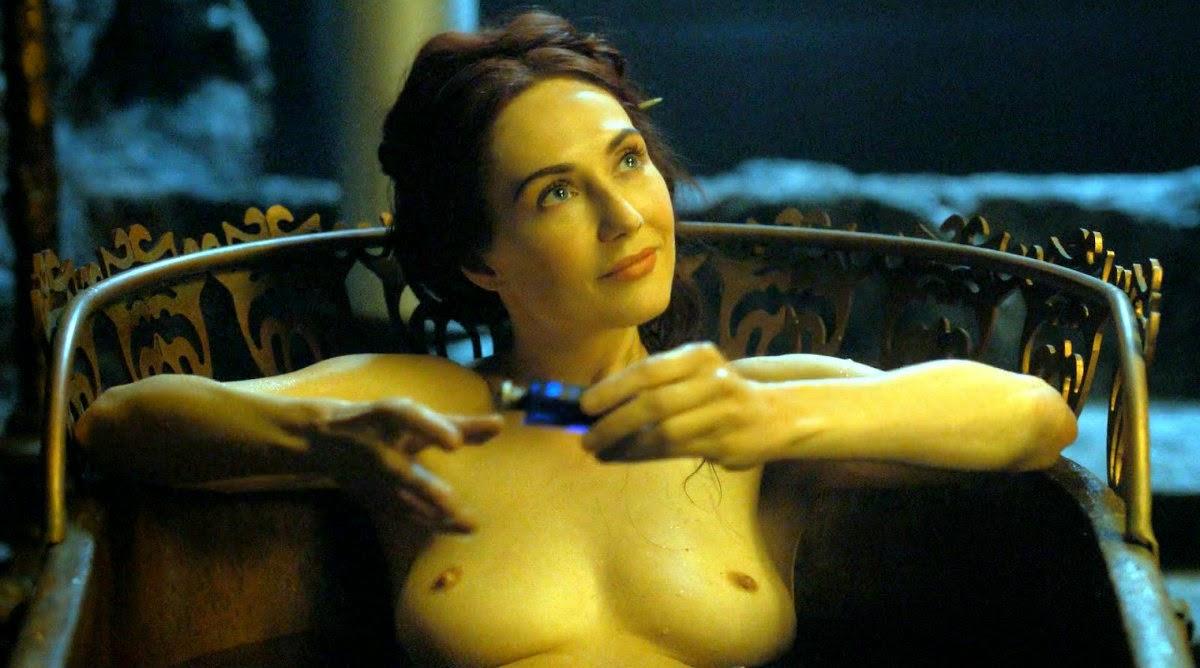 carice van houten nude game of thrones scene boobs 3