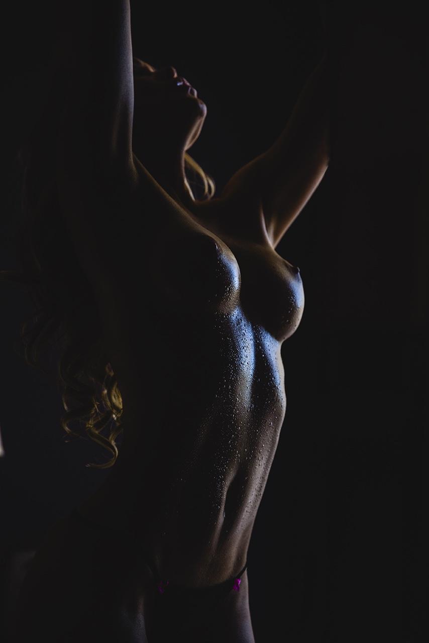 May nude katie Katie May