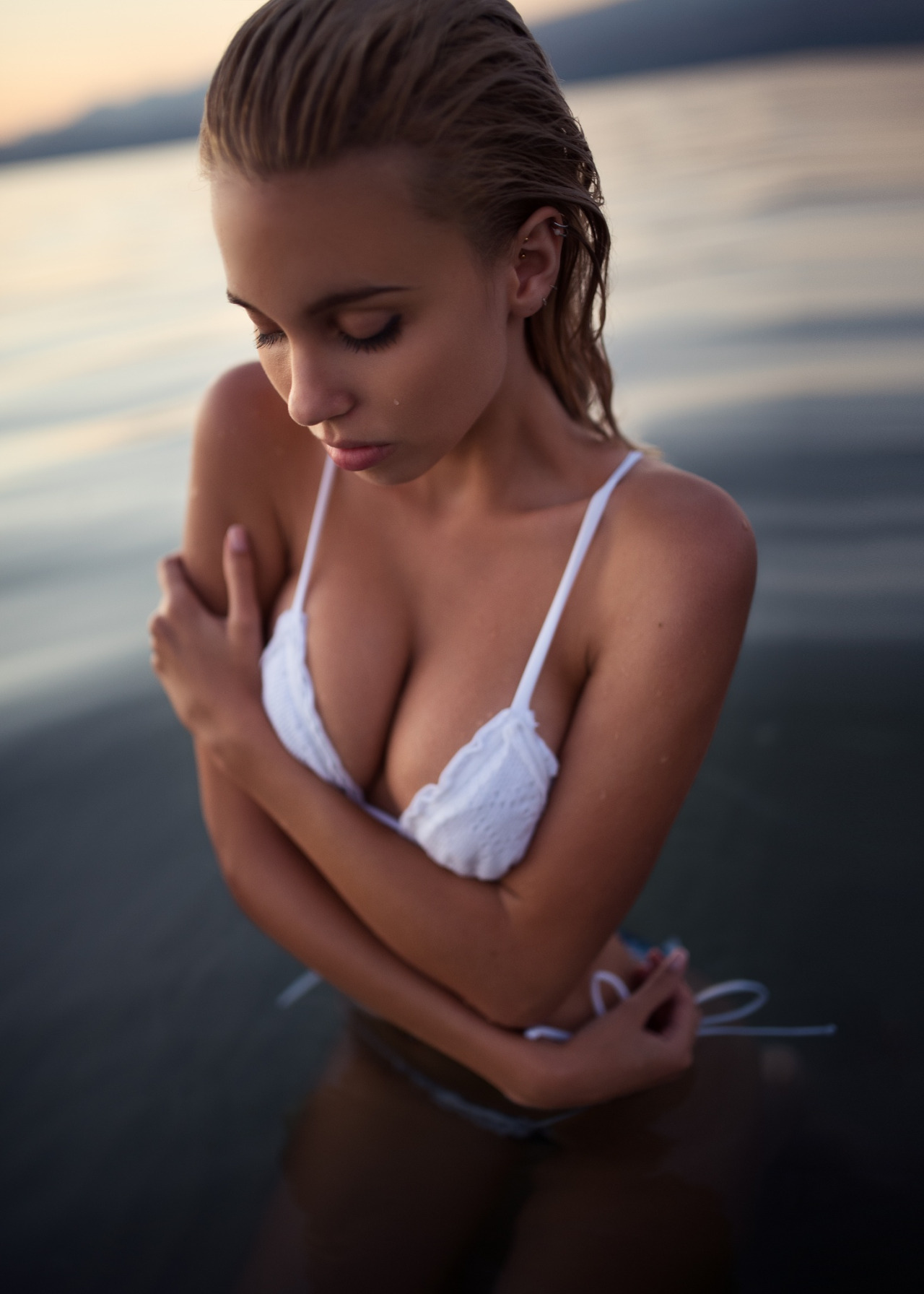 Maria Miri Domark X Matan Eshel Naked Boobs | Hello Kisses