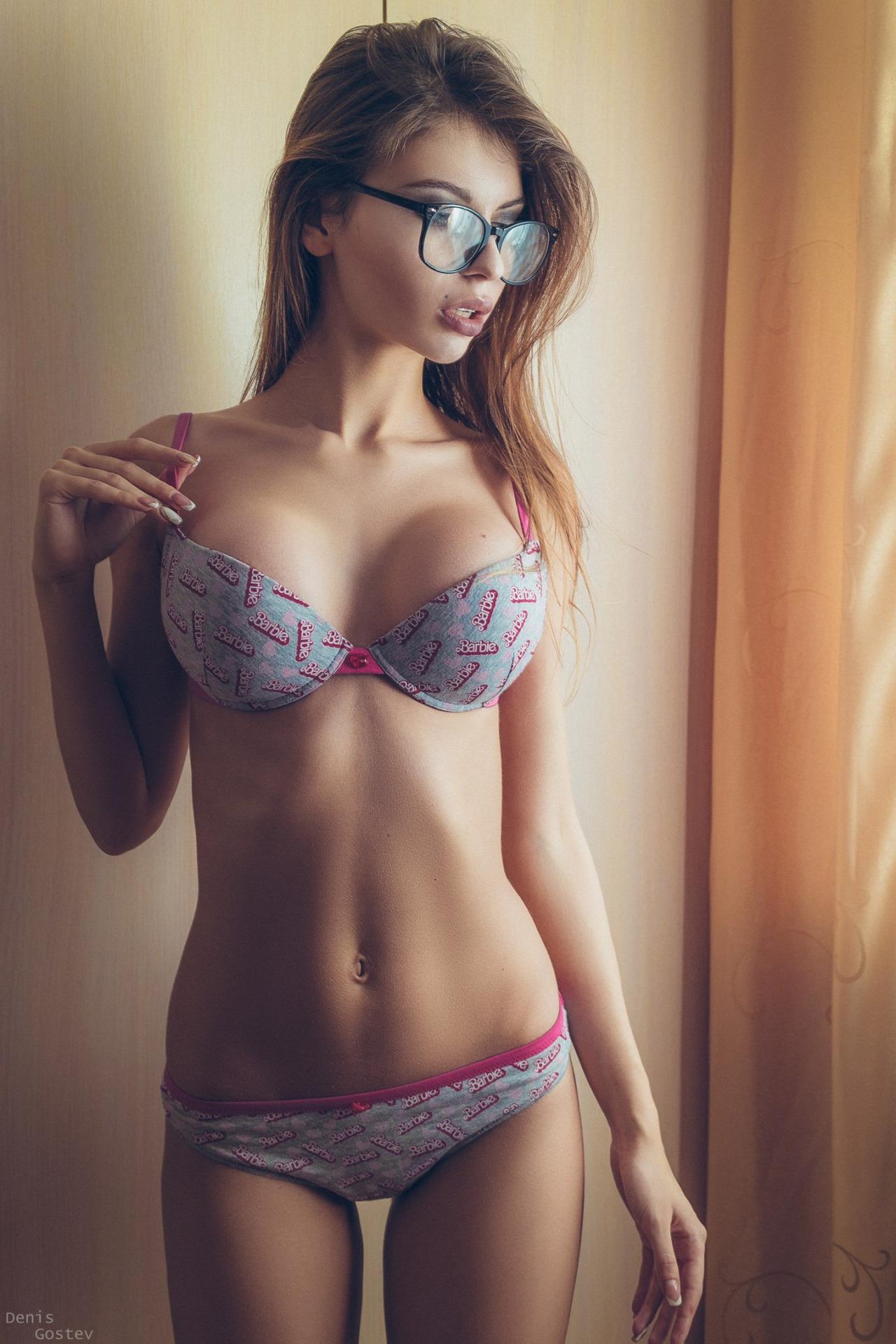 Nerd Baribe X Denis Gostev Topless | Hello Kisses